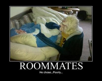 roomates