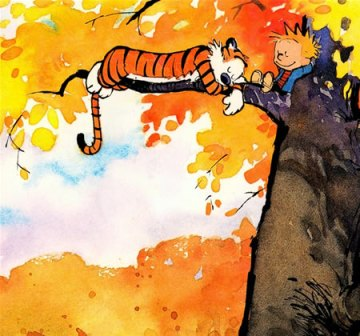 Calvin_and_Hobbes_in_Autumn_Tree