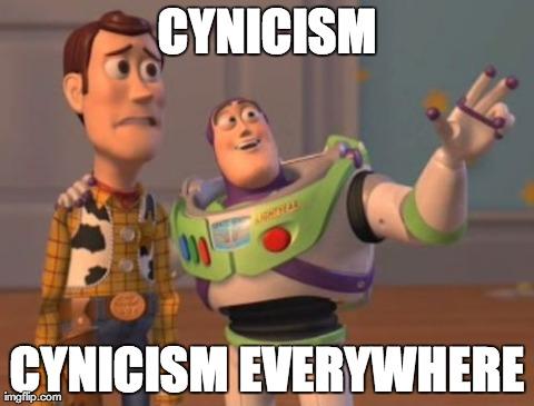 cynycism