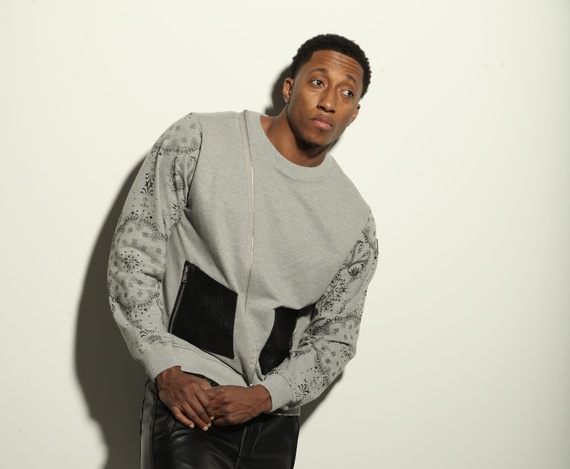 At 34, Lecrae is the first artist to simultaneously land an album at the top of Billboard and gospel charts.