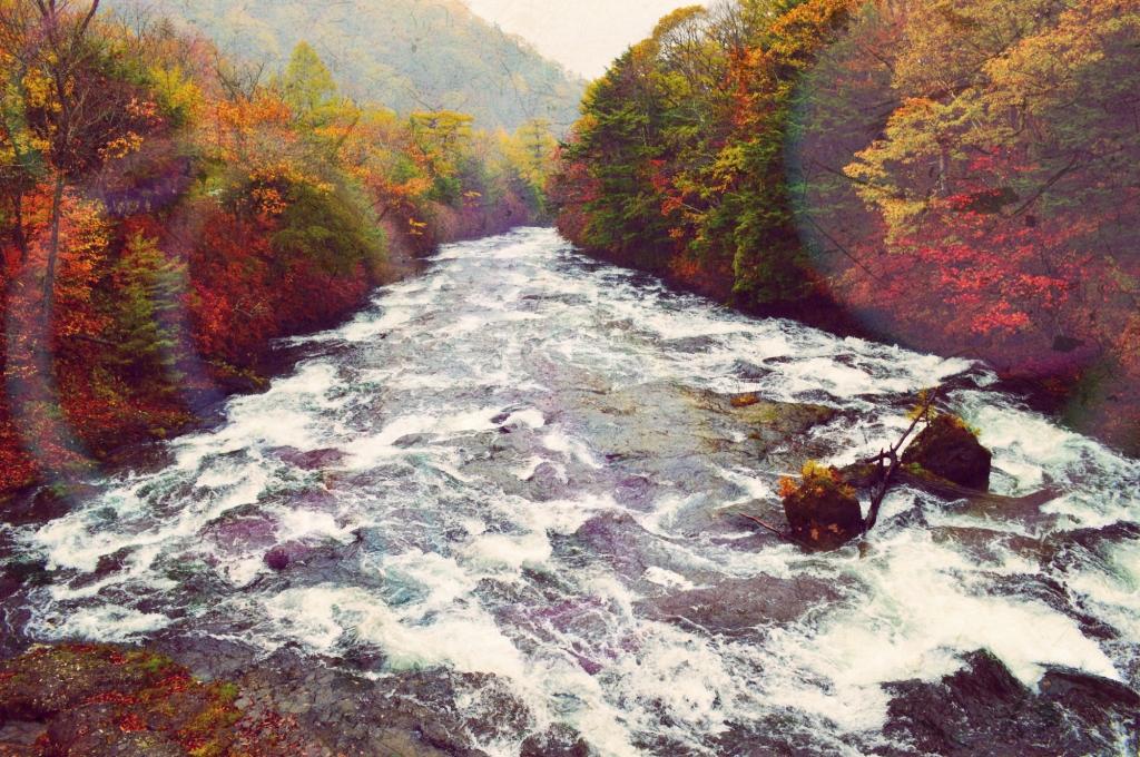 Like Rivers Through The Heart