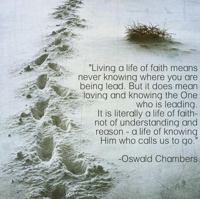 Oswald Chambers 22MAR15