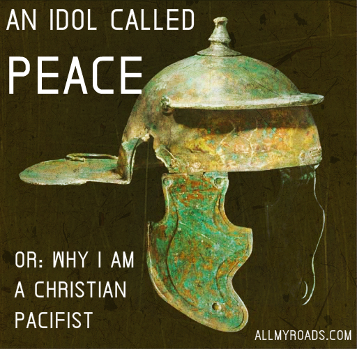 an idol called peace