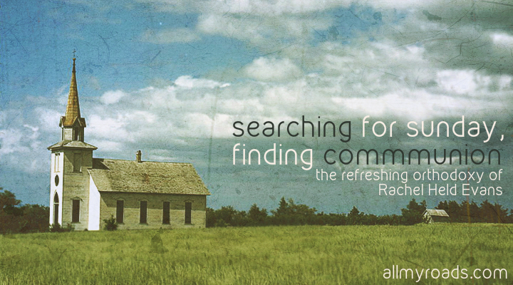 searching for sunday